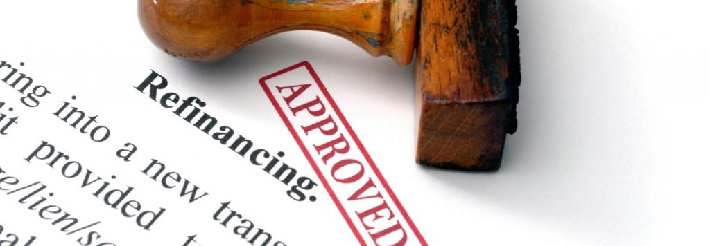 Refinancing assets