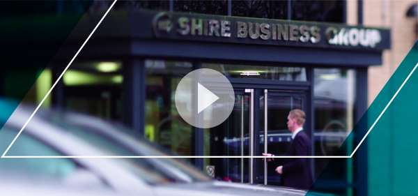 Shire Business Group graphic