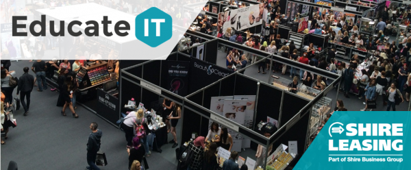 EducateIT and Shire Leasing tradeshow