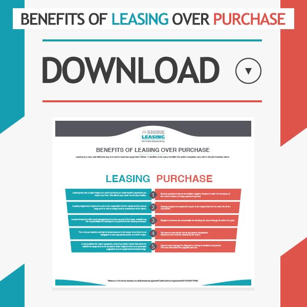 Cash vs lease