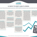 10 ways to keep cash flowing