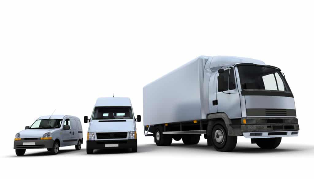Commercial vehicle fleet