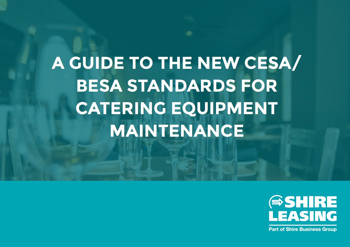 New CESA/BESA standards