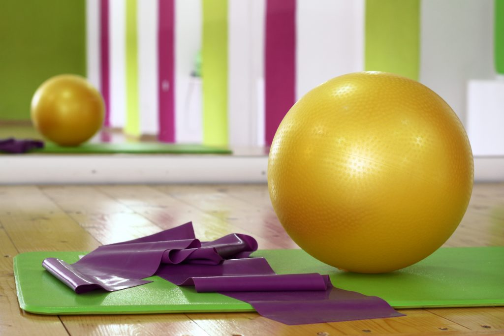 Fitness equipment leasing