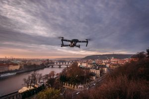 Drones and the future of the security systems market