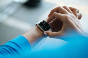 Wearables in fitness