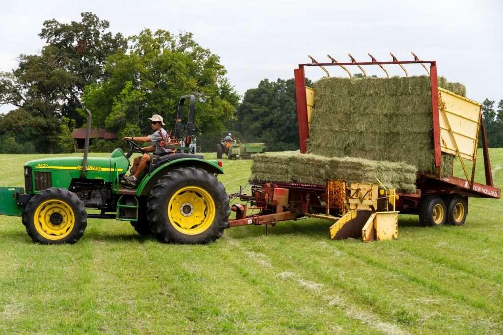 tractor vehicle funding